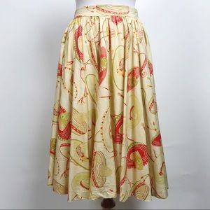 My Baby Jo 100% Cotton Sombrero Circle Skirt